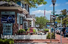 Manteo, NC. My favorite town in North Carolina, it may likely be the cutest town on the entire eastern coast.