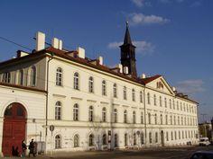 Klarův ústav slepců Praha Czech Republic, Louvre, Building, Travel, Viajes, Buildings, Destinations, Traveling, Trips