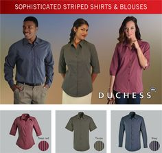 Denim Button Up, Button Up Shirts, Corporate Outfits, Trousers, Lady, Skirts, Clothing, Jackets, Tops