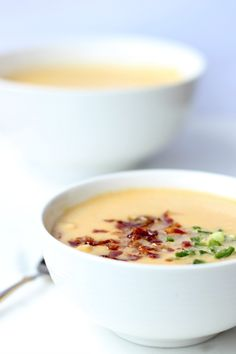 Spicy creamy Jalapeño Popper Soup