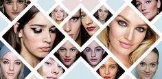 Makijaż wiosna 2015 dla BLONDYNEK I BRUNETEK