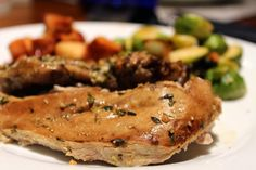 The Hunting Wife: Herb Roasted Pheasant