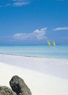 Unguja island , Tanzania: