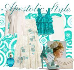"""Apostolic Style:)"" by emmyholloway on Polyvore"