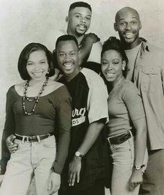 "Popular Tv Show, ""Martin"", depicts the relationship of fictive kin bonds. My Black Is Beautiful, Black Love, Black Art, Beautiful People, Estilo Chola, Black Sitcoms, Arte Do Hip Hop, Black Tv Shows, 90s Tv Shows"