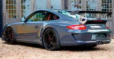 Porsche 911 GT3 RS So clean you can see the reflection of the ground