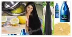 Today I will share 3 simple remedies that will stop your hair fall and your hair will grow like never before Remedy 1 Take some coconut oil in a bowl Add juice of half lemon into this (Remove seeds… How To Grow Your Hair Faster, How To Grow Natural Hair, Natural Hair Care, Hair Remedies For Growth, Hair Loss Remedies, Hair Growth, Hair Loss Causes, Prevent Hair Loss, Lush Shampoo