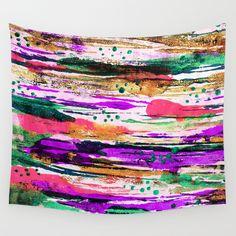 Untamed Wall Tapestry