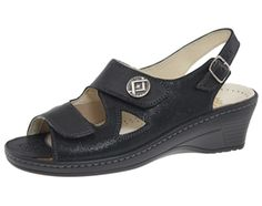 Heather Wedge Hallux sandal