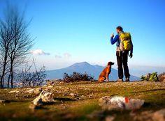 Trekking con compagno