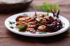 Achari Jhinga Recipe, How to make Achari Jhinga Recipe|Prawns Recipes http://www.flavorsofmumbai.com/achari-jhinga-recipe/