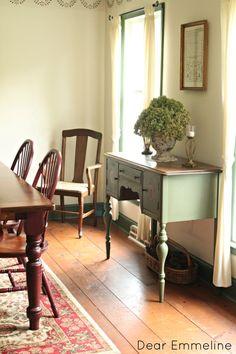 Olive buffet @ Dear Emmeline