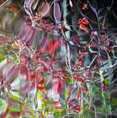 Abstract: Almost Glass by russell.tomlin, via Flickr