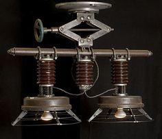 Светильники Кори Баркмана (Фото 10)
