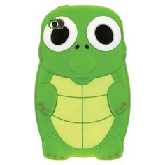 Griffin Technology KaZoo Turtle - Fun Animal Friends for iPod Touch (4th gen.)