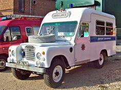 Land Rover S3 Ambulance