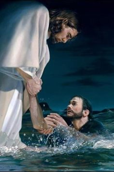 The rescue..... Jesus is above all