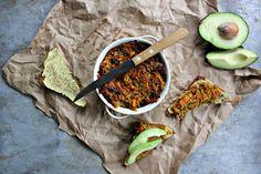 Wholehearted Eats : Pâtés: Lentil Walnut & Sage Yam