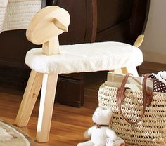 Adorable nursery lamb and more!