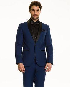 Veston de coupe ajustée en étoffe tissée Suit Jacket, Breast, Suits, Jackets, Style, Fashion, Down Jackets, Swag, Moda