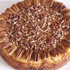 Pumpkin Cheesecake II Recipe