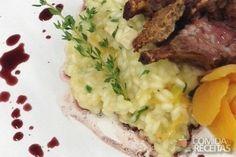 Receita de Risoto de queijo brie e aspargo em receitas de arroz, veja essa e outras receitas aqui!
