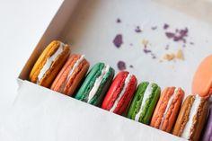 How to make French Macarons via Lilyshop Blog by Jessie Jane