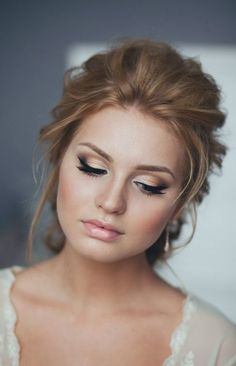 28 Stunning Bridal Makeup Looks