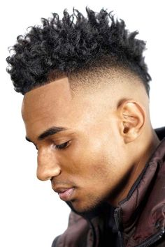 Fade Haircut Into Mohawk ❤ #lovehairstyles #menshair #hairstylesformen #menshaircuts Black Fade Haircut, Drop Fade Haircut, Unisex Haircuts, Black Men Haircuts, Trendy Mens Hairstyles, Cool Mens Haircuts, Men's Hairstyles, Bald Taper Fade, Afro Fade