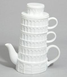 Pisa Tea Set!