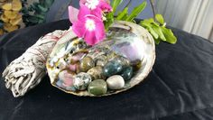 Tumbled Ocean Jasper for contentment, cooperation and lifting negativity