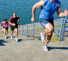 Stair Running - Build Speed and Power Quickly with Stair Running Workouts: Stair running workout