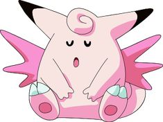 clefable cansao