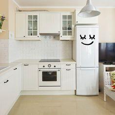 Vinilos para nevera y decoración de cocinas by Chispum ::: Fridge decals and kitchen decor