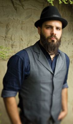 Jesse Leach, my inspiration to always view things from a positive perspective, no matter how dark things get.