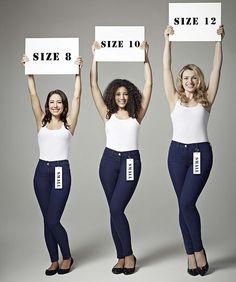 What Size 10 Women Look Like