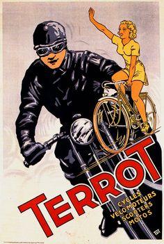 affiche Terrot