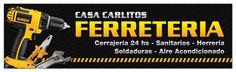 Carteleria - Ferreteria Carlitos