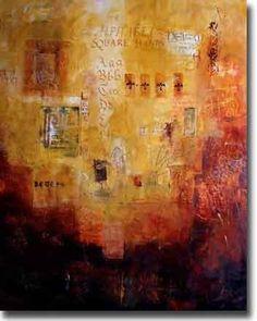 Ann Baldwin: Mixed Media Art