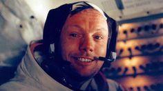 / Neil Armstrong, the first man to walk on the moon during the 1969 Apollo 11 mission, has died. He was Neil Armstrong in the lunar module Eagle during the Apollo 11 mission -- Credit: NASA. Neil Armstrong, Mission Apollo 11, Apollo Missions, Moon Missions, Programme Apollo, Apollo Program, Photos Rares, Buzz Aldrin, Usa Flag