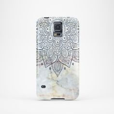Samsung galaxy s5 case Galaxy Note 4 case Mandala by OvercaseShop