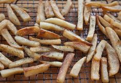 The Perfect French Fries