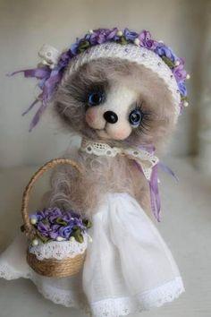 Violets+by+Sadovskaya+Tatiana