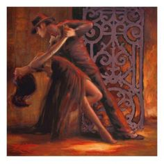 Mesmerized by the Argentine Tango