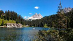 **Lago di Misurina - Auronzo di Cadore, Italy