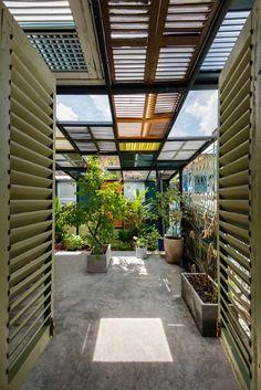Imagem 14 de 35 da galeria de Residência Vegana / Block Architects. Fotografia de Quang Tran
