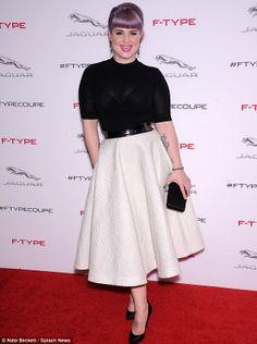 Kelly Osbourne (2013 Jaguar F-TYPE Global Reveal Event)