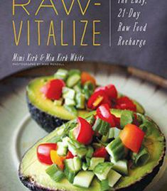 The quick easy ayurvedic cookbook pdf cookbooks pinterest easy raw vitalize the easy 21 day raw food recharge pdf forumfinder Gallery