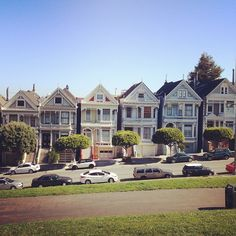 Painted Ladies, San Francisco.... be out more in my city and enjoy it with the love of my life and friends!