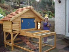 Outdoor Buildings, Outdoor Structures, Rabbit Cages Outdoor, Hand Painted Dressers, Bunny Room, Bunny Cages, House Rabbit, Rabbit Hutches, Animal Projects